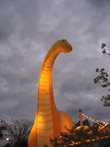 Dinosaur from Animal Kingdom Park